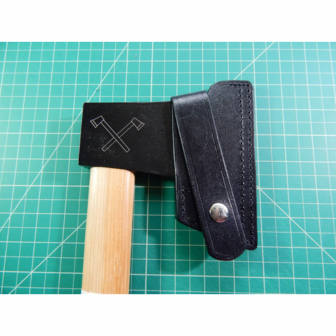 Cold Steel Axe Gang leather sheath