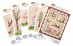 Camp Sugar Bear, The Complete Set of Patterns