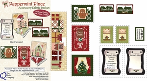 Peppermint Place Accessory Fabric Packet