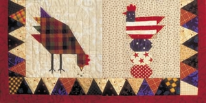 Brewster Rooster & Betsy Ross