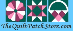 The Quilt Patch Store is a full service quilt shop with hundreds of bolts of fabric, books, notions, patterns and kits.  They are currently carrying fabric kits to most of our Block of the Month patterns.