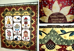 Another quilt made by Elizabeth Boyd