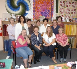 Our Trip to Amethyst Quilts