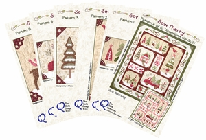 Sew Merry, The Complete Set of Patterns