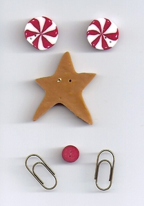 Peppermint Place Button Packet