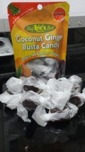 Ginger-Coconut Busta Candy (2oz pack)