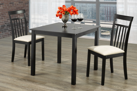 3 Sizes Cappuccino Table Set