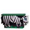 Zebra Exam Table