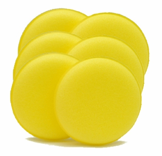 Foam Wax Applicator 6-Pack