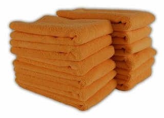 Mango Breeze Microfiber Towels 12 Pack