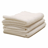 Arctic White Microfiber Towel, 16 x16 inches, 3 Pack