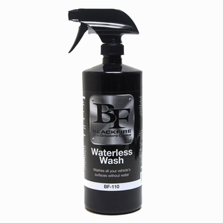 BLACKFIRE Waterless Wash 32 oz.   <font color=red> BUY ONE, GET ONE FREE </font>