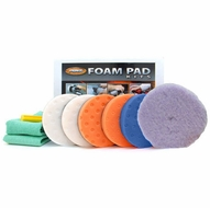 Dual Action CCS 5.5 Inch Foam Pad Kit