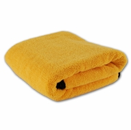 Gold Plush XL Microfiber Towel, 25 x 36 inches