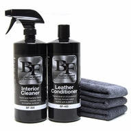 BLACKFIRE Leather Care Combo