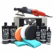BLACKFIRE Flex Swirl Remover Kit