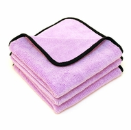 Super Plush Junior Microfiber Towel 3 Pack