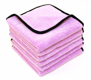 Super Plush Junior Microfiber Towels 6 Pack