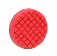 Cobra Cross Groove 6.5 Inch Red LSP Finishing Pad