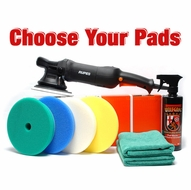 Rupes LHR 21ES 7 Inch Pad Kit ? Choose Your Own Pads!