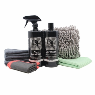 Speed Master Clay Towel Wash Kit