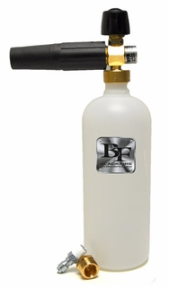 BLACKFIRE Pressure Washer Foam Cannon HP Kit