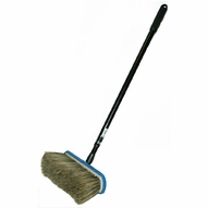 Montana Original 10 inch Boar's Hair Car Wash Brush & Telescopic Handle