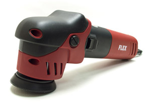 """FLEX XFE 7-12 3"""" Mini Polisher <font color=red> <strong> FREE BLACKFIRE One Step and  White CSS Pad with purchase! </strong> </font>"""