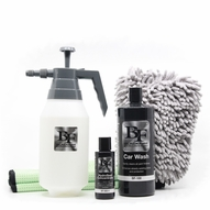 BLACKFIRE HydroSeal Concentrate & Wash Kit with Pressure Sprayer