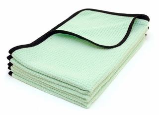 Cobra Supreme Guzzler Waffle Weave Drying Towel, 20 x 40, 3 Pack