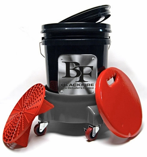 Blackfire Complete Car Wash System with Dolly