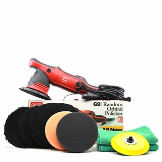 Griot's Garage G9 Random Orbital Polisher & Pad Kit