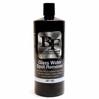 BLACKFIRE Glass Water Spot Remover <strong> <font color=red> BUY ONE, GET ONE FREE </font> </strong>