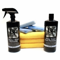 BLACKFIRE Paint and Glass Water Spot Remover Combo