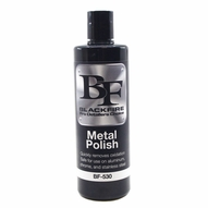 BLACKFIRE Metal Polish 16 oz.   <font color=red> BUY ONE, GET ONE FREE </font>
