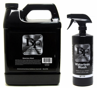 BLACKFIRE Waterless Wash Duo Pack