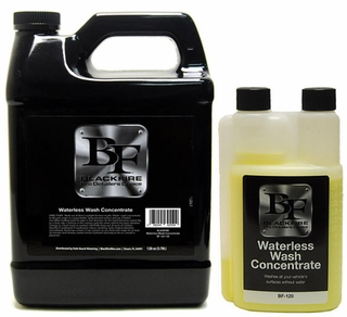 BLACKFIRE Waterless Wash Concentrate Duo Pack