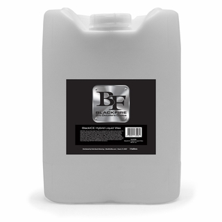 BLACKFIRE BlackICE Hybrid Liquid Wax 5 Gallon