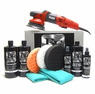 BLACKFIRE Flex XFE Swirl Remover Kit