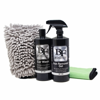 BLACKFIRE Paint Wash & Iron Purification Kit