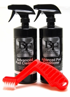 BLACKFIRE Pad Care Kit