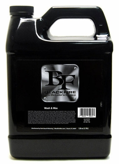 BLACKFIRE Wash & Wax 128 oz