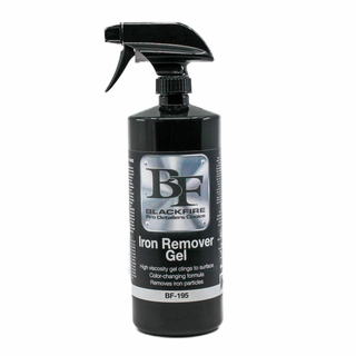 BLACKFIRE Iron Remover Gel   <font color=red> BUY ONE, GET ONE FREE </font>
