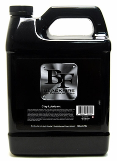 BLACKFIRE Clay Lubricant 128 oz.