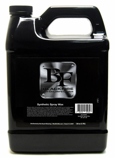 BLACKFIRE Synthetic Spray Wax 128 oz.