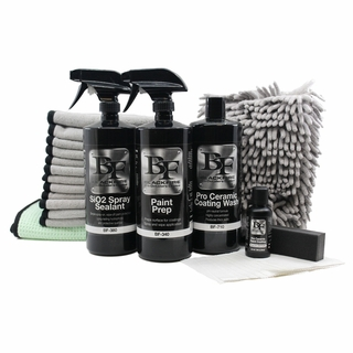 BLACKFIRE BLACK EDITION Ceramic Coating and Care Kit