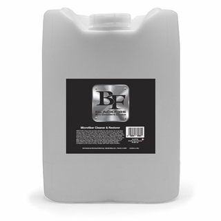 BLACKFIRE Microfiber Cleaner & Restorer 5 Gallon