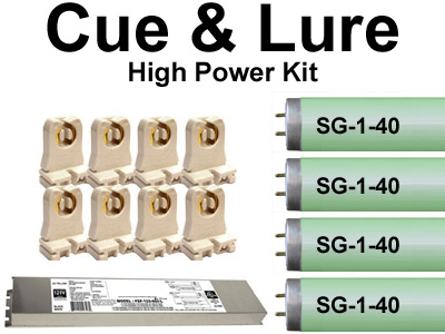 Cue and Lure High Power Kit