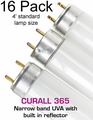 Curall 365 - 16 lamp Professional Pack