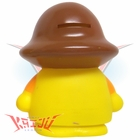 Currypanman Soft Vinyl Coin Bank